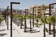 Public Spaces in Algeciras by Mariñas Arquitectos Asociados « Landscape Architecture Works | Landezine Landscape Architecture Works | Landezine