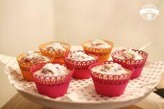 Blaubeermuffins - Blue Berry cupcakes