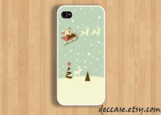 IPHONE 5 CASE  christmas  iPhone 4 caseiPhone 4S by DecCase, 16.00
