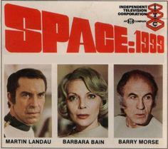 "One for the oldies, minor vintage sci-fi TV series 'Space 1999'. #space1999 #moonbasealpha. Duncan:""...this really was well done and deserves its recognition"".                                                                                                                                                     More"