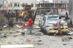 Au moins 60 morts dans un attentat-suicide à Aden: Toute l'actualité sur…