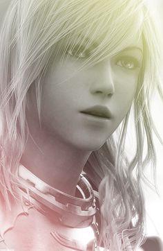 Lightning Farron<<I really can't explain how much I love her!!