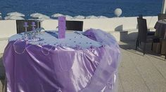 wedding glicine
