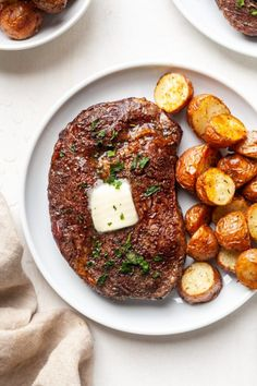 This air fryer ribeye steak is incredibly juicy, hearty and flavorful! This recipe takes only 20 minutes from start to finish and yields the most irresistible steak. Using an air fryer makes this process extremely easy, quick, simple and straightforward! Why You'll Love This Recipe This air fryer ribeye steak is cooked perfectly. It is […] The post Air Fryer Ribeye Steak appeared first on Organically Addison.