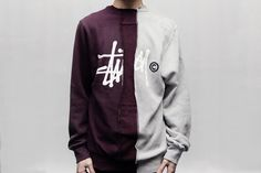 "Stussy x SHOWStudio ""Displacement Collection"""