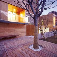 minimalism + material: Meng-house, China