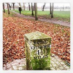 Clapham Common, Dec 30, Marker, British, England, App, London, Iphone, Outdoor Decor