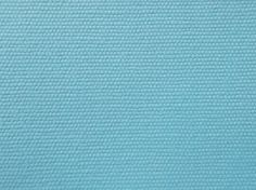 Tropical Ocean Blue Brushed Duck Canvas Fabric by libbysfabric