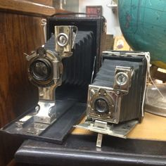 Awesome old fashion camera!