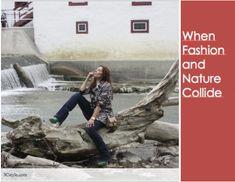 When Fashion and Nature Collide – November Edition Niagara Falls, Literature, Eco Friendly, Classic, Nature, Travel, Literatura, Derby, Naturaleza