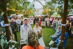 Guerreiro Arte - cerimônia casamento Tati e Felipo