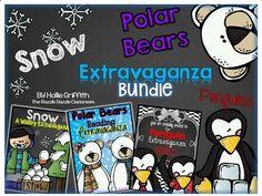Snow, Polar Bears, & Penguins....