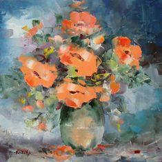 Variație de culori, ca să fie pentru toate gusturile. Flowers, Painting, Art, Art Background, Painting Art, Kunst, Paintings, Performing Arts, Royal Icing Flowers