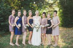 3 Damas de honor en bodas