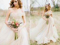 Nice  Whimsical and Ethereal Wedding Dresses for Fairy Tale Brides