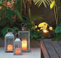 decoração com lanterna marroquina - Pesquisa Google