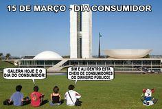 DIA DO CONSUMIDOR NO CONGRESSO, É TODOS OS DIAS!