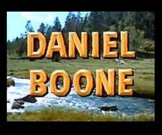 Daniel Boone :)