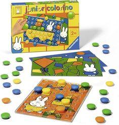 bol.com | Ravensburger nijntje Junior Colorino - leerspel | Games