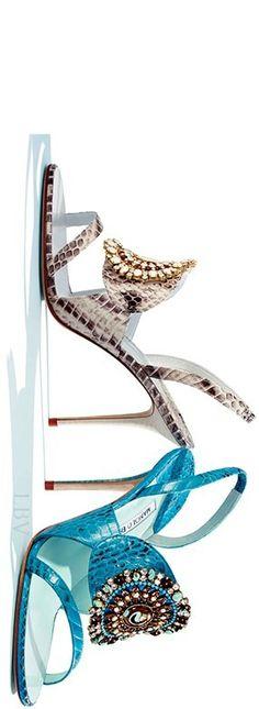 Manolo Blahnik  Snake Styles  |  my sexy shoes 1