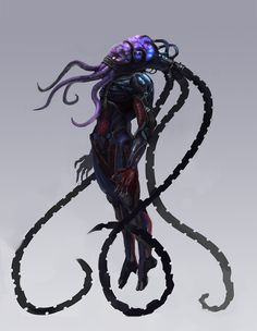Sci Fi Mindflyer by Trufanov.deviantart.com on @deviantART