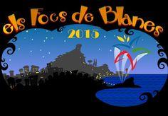 Festa Major de Santa Anna a Blanes (juliol 2015)