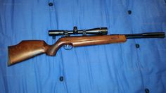 Weihrauch .177 HW 97k Under Lever Second Hand for sale. Buy for £275.