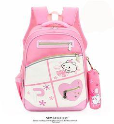 dd102b1231b8 Cute Girls Backpacks Kids Satchel Children School Bags For Girls Orthopedic Waterproof  Backpack Child School Bag Mochila Escolar