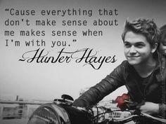 "Hunter Hayes ""Wanted"""