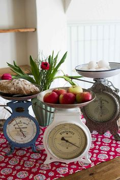 old kitchen scales                                                                                                                                                                                 More