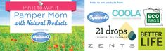 Pamper Mom with Natural Products from Hyland's Health!! #pampermomgiveaway!  $350 amazing prize package to 3 winners!