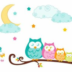 Owls on the nite