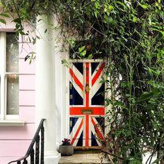 Notting Hill, London.- Door Entryway, Entrance Doors, Doorway, Front Doors, Monuments, Next London, London 2016, Holiday Lettings, London City