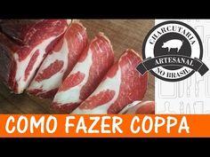 COMO FAZER COPPA - CHARCUTARIA - CABR#005 - YouTube