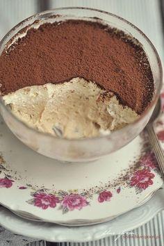 Prosty deser z macarpone Dessert Cake Recipes, Cute Desserts, Healthy Dessert Recipes, Chocolate Desserts, No Bake Desserts, Delicious Desserts, Vegan Desserts, Polish Desserts, Flan Recipe