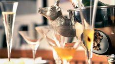 Rezept für Champagnerpunsch zum Weihnachts-Menü | annabelle.ch