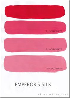 Annie Sloan Chalk Paint lovers: Here is my extended colours range ... a chart of all color mixtures