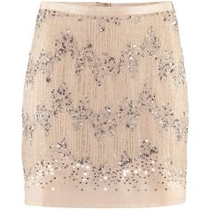 H Skirt ($56) ❤ liked on Polyvore