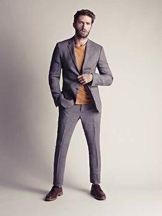 Jigsaw Spring/Summer 2014 (men's fashion & style)