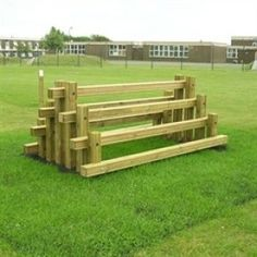 Outdoor Fitness Trail Equipment - Fenland Leisure some really great examples at this website! full of ideas.