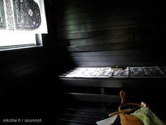 Black sauna / Musta sauna