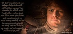 Quote and Pictures from Outlander -SCROLL PICTURES