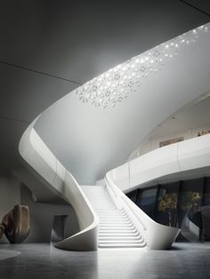- Ascent - Zaha Hadid - Sharjah/UAE, 2015 by Mir