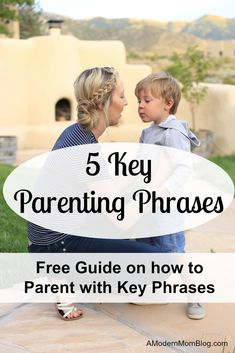 As parents it's our job to quickly intervene when our kids are behaving badly. There is one word you can teach your kids that will help with bad behavior