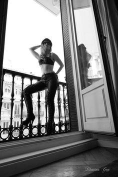 #LeatherDreams. Domina Gea, by: Carlos Torreblanca.
