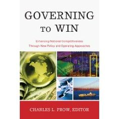 """""""The traditional approach to increasing national competitiveness has been to increase innovation and government investments in research and development, workforce development, and public infrastructure. Given today's fiscal realities, the nation must explore alternative policy approaches and ways for government to do its business.""""—Jason Fichtner"""