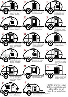 238 best vintage trailers images vintage travel trailers vintage Aljo Travel Trailer Parts on the road or back home our teardrop cork coasters is the perfect way to