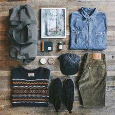 CPO Stevens Denim Button-Down Shirt - Urban Outfitters