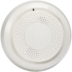 Honeywell SiXSMOKE Wireless Smoke Detector (for Lyric Controller) Want to add fire protection to your Honeywell Lyric security system? Add a SiXSMOKE sensor to pick up on smoke in your home for your added protection. #usa #america  #honeywellsecurity #honeywelllyric #lyric #homeautomation #homeimprovement #geekyourhome #iot #alarmclub http://www.alarmclub.com/sixsmoke-honeywell-lyric-wireless-smoke-detector.html