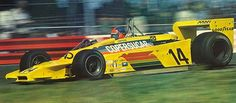 1978 GP Wielkiej Brytanii (Emerson Fittipaldi) Fittipaldi F5A - Ford